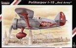 SH72085 1/72 Polikarpov I-15 'Red Army'